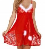 Sexy Santa Babydoll