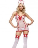 Lingerie Nurse Costume