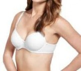 T-shirt bra (White)